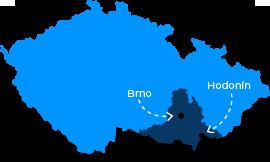 Klimatizace - Brno, Hodonín, jižní Morava